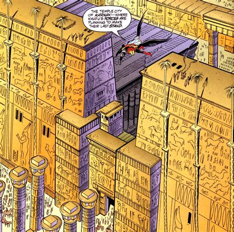 Exhibition In Marvel At The Ancient Twentieth Century Consoles by Karnak Dc Comics Database