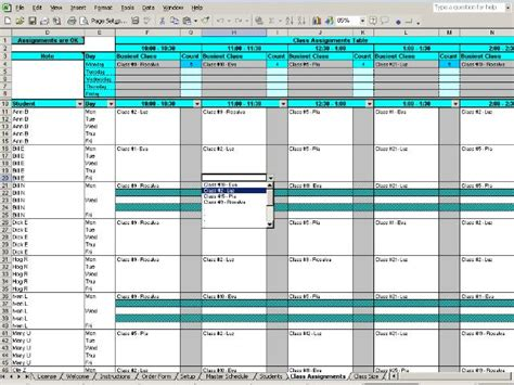 design html timetable download create student class schedules free trial the