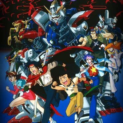 G Anime List by Gundam G Subbed Chia Anime