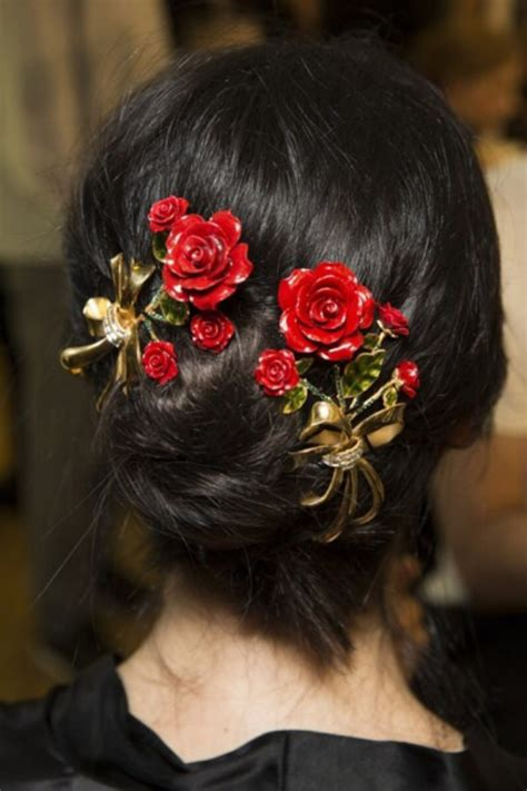 Fashion Aksesoris Hairclip Poni Clip 2 Model hair accessory hair gold accessories dolce and gabbana fashion model style