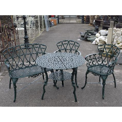 cast iron patio furniture sets patio furniture sets cast iron 28 images new cast iron