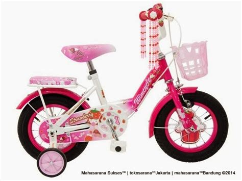 Sepeda Anak Mini Chapus 16 Ct 07 Tokosarana Jakarta Mahasarana Sukses Bandung Sepeda Anak Wimcycle Mini Product Series