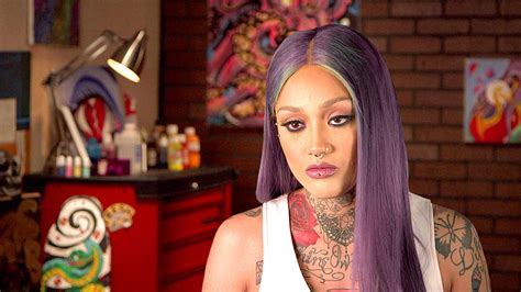 donna from black ink engaged cat fight between donna sky black ink crew clip vh1