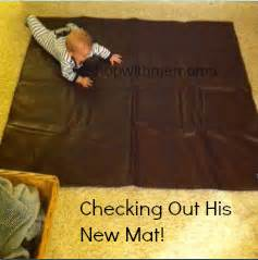 Posh Play Mat by Posh Play Mat Easy On The Earth Shop With Me