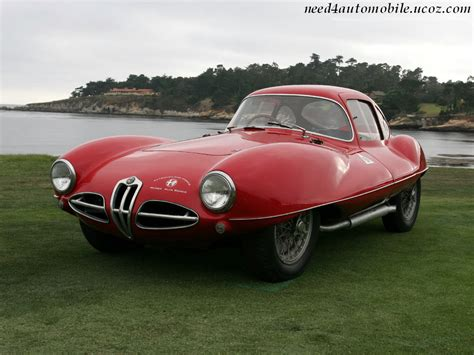 disco volante for sale alfa romeo disco volante roadster 1952 picture