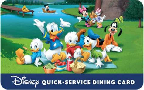 Disney World Gift Card Deals - disney world vacation package discounts and specials