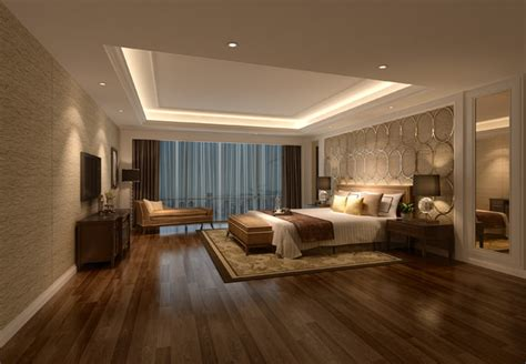 model room design 3d model hotel bed room interior cgtrader