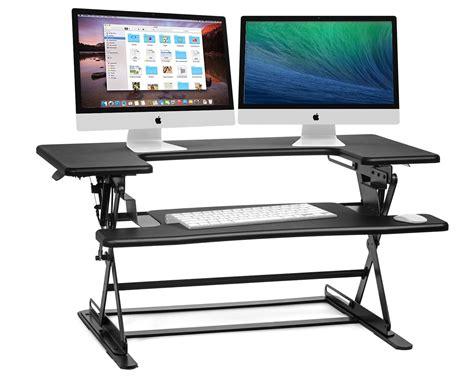 Office Desk Deals Lowest Price For Halter Ed 600 Preassembled Height Adjustable Desk Sit Stand Elevating Desktop