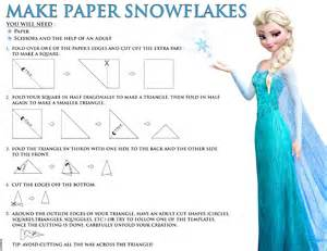 frozen snowflake templates elsa and images frozen make paper snowflakes hd