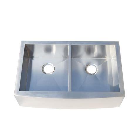 33 undermount kitchen sink kokols undermount stainless steel 33 in bowl