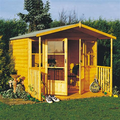 milton summer house 8 x 8ft colchester sheds and fencing