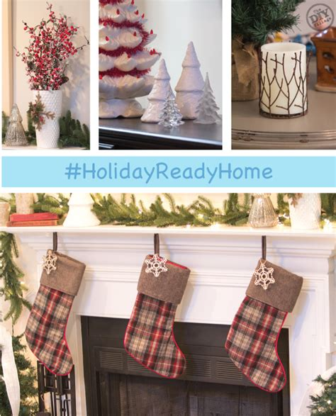 ready made cristmas decorations creating a ready home the diy