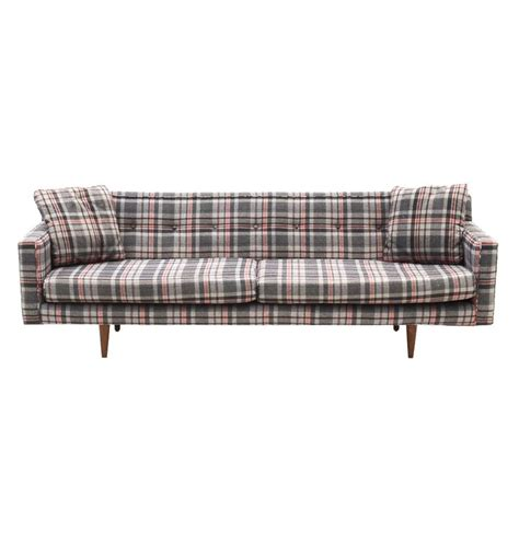 plaid couches and loveseats best 25 plaid sofa ideas on pinterest plaid couch sofa