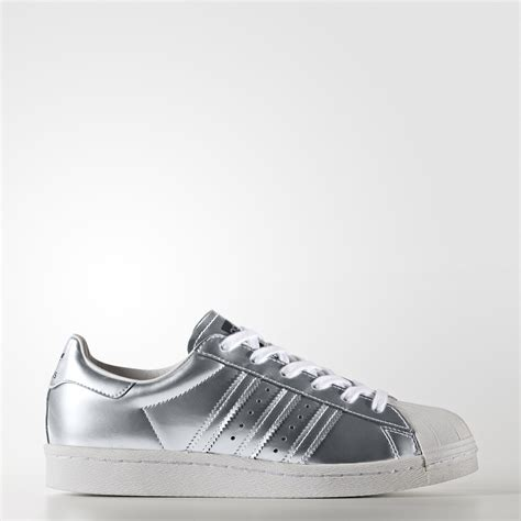 silver sneakers new adidas originals superstar boost shoes bb2271 s