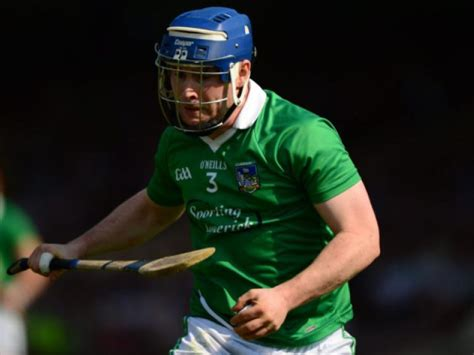 Richie And Mccarthy the limerick hurlers in contention for an all award