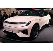 Byton Concept Electric SUV Launched At CES  Pictures