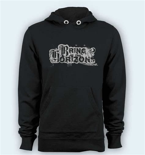 Sweater Hoodie Bring Me The Horizon hoodie pullover black bring me the horizon cornershirt