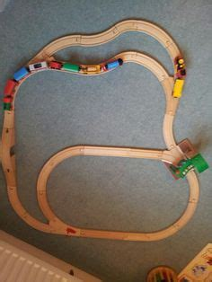 brio track layouts train track ideas on pinterest train table layout