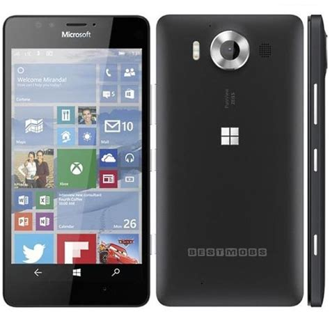 Microsoft Lumia 950 Dual Microsoft Lumia 950 Dual Sim Specifications Features And Price