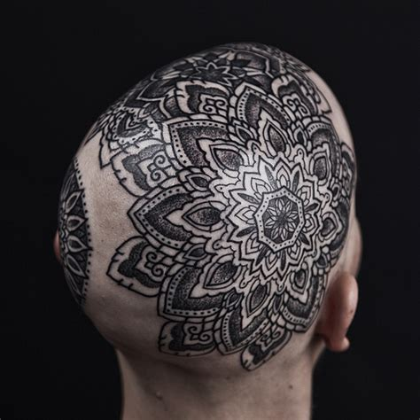 mandala tattoos by thomas hooper thomas hooper mandala