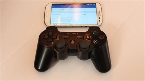 ps3 controller on android how to connect ps3 controller dualshock 3 to android wirelessly