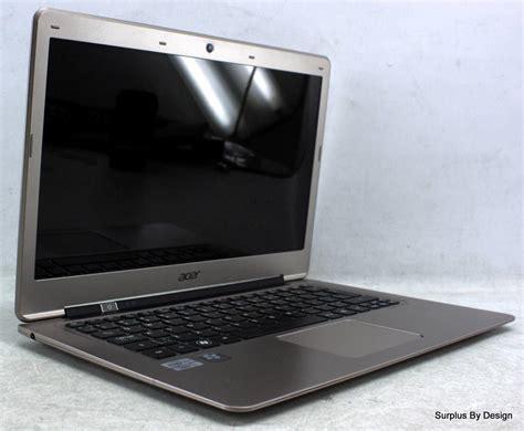 Laptop Acer Ultrabook Aspire S3 acer aspire s3 391 6428 13 3 quot ultrabook computer windows 7 home premium ebay
