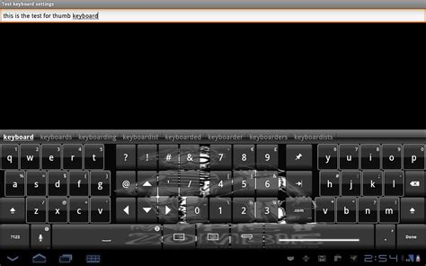 custom keyboards for android alternative typing solutions for android tablets techrepublic