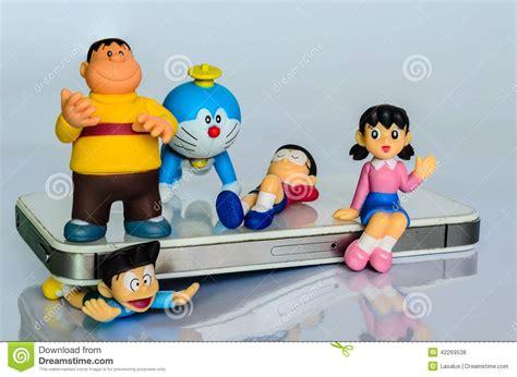 Doraemon Graphic 29 bangkok thailand june 29 2014 an doraemon model in
