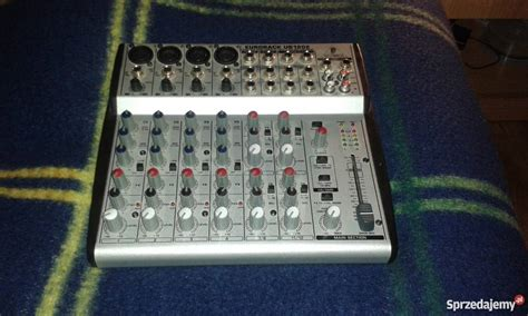 Mixer Behringer Ub1202 behringer eurorack ub1202 mixer analogowy le綣ajsk