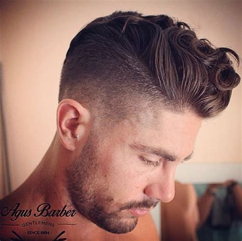 40s pompadour 40 pompadour haircuts and hairstyles for men
