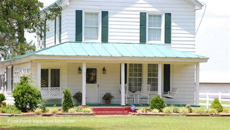 small country farmhouse with wrap around porch hip roof porch roof designs front porch designs flat roof porch