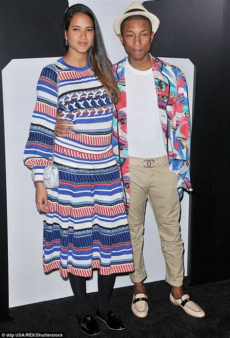 rocket ayer williams age pharrell williams announces arrival of triplets daily