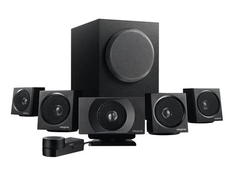 Creative Speaker 5 1 creative inspire t6200 5 1 speakers price in