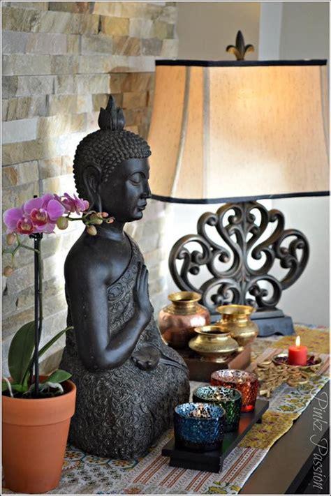 Buddhist Home Decor Buddha Peaceful Corner Zen Home Decor Interior Styling Console Decor Buddha Decor Buddha