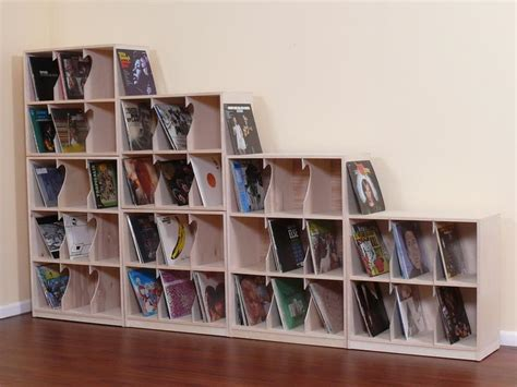 furniture record shelves design and types interior