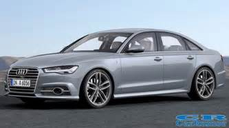 2019 audi a6 redesign changes release date specs price