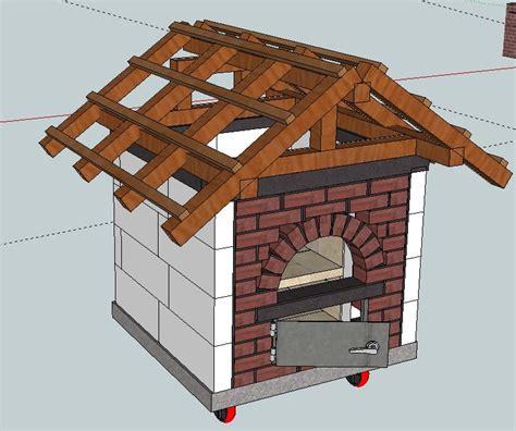 Wie Baue Ich Einen Dachstuhl 5999 by Hbo Bau Ihn Selbst Grillforum Und Bbq Www