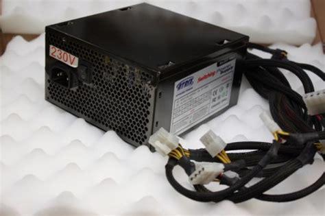 Psu Power Supply Powerlogic Atrix 500t atrix 500t atx 650w psu power supply