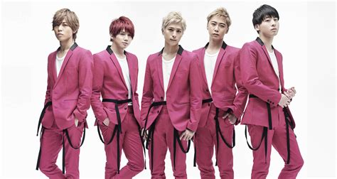 popular boy bands 2016 japanese boy group da ice to make appearance at california