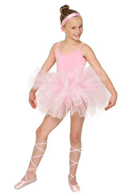 Dress Balerina child classic ballerina costume