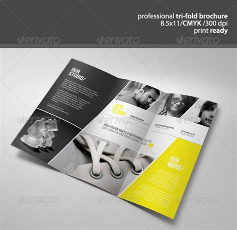 2 fold brochure template psd 25 best brochure design templates 56pixels
