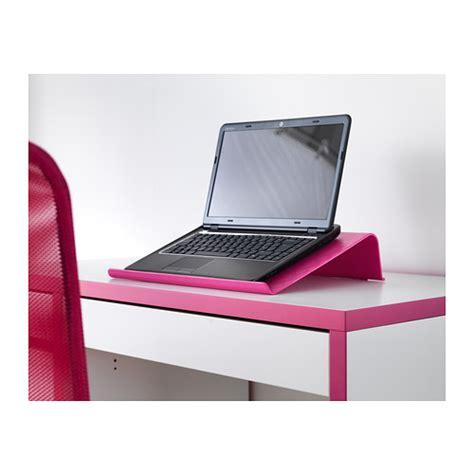 porta notebook ikea br 196 da laptop support pink 42x31 cm ikea