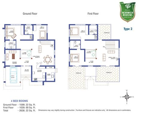 meadows type 2 floor plan meadows type 2 floor plan thefloors co