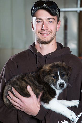 mlive puppies bachelor finds a litter of puppies pics the horn news
