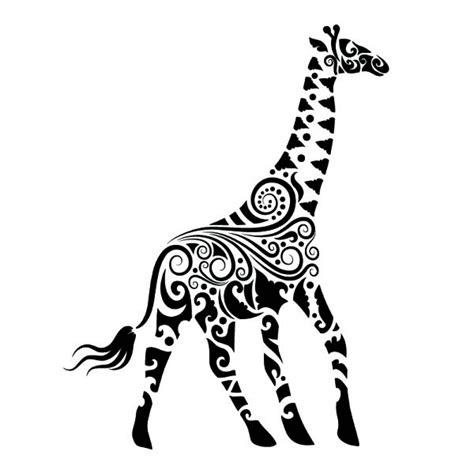 giraffe pattern wall stencil best photos of large giraffe stencil large giraffe wall