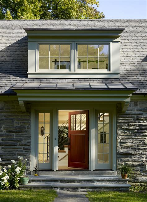 Dormer Door Modern Rooms And Houses With Dormer Window Design