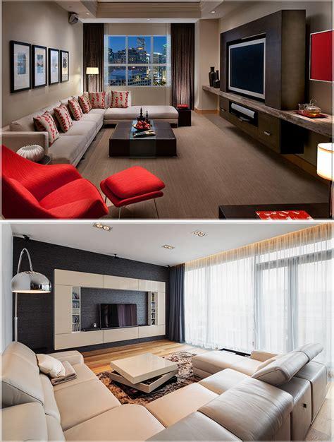 contoh layout ruang meeting desain interior ruang keluarga minimalis sederhana