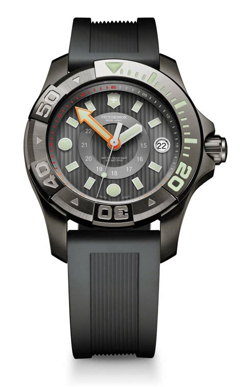 Swiss Army Sa5229 Black Gold timezone industry news 187 n e w m o d e l s victorinox swiss army dive master 500