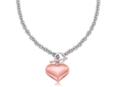 silver chain for jewelry gold plated puff rolo chain necklace in