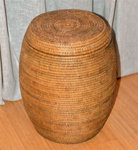 Wicker Laundry Basket With Lid For Baby Sierra Laundry Wicker Laundry With Lid